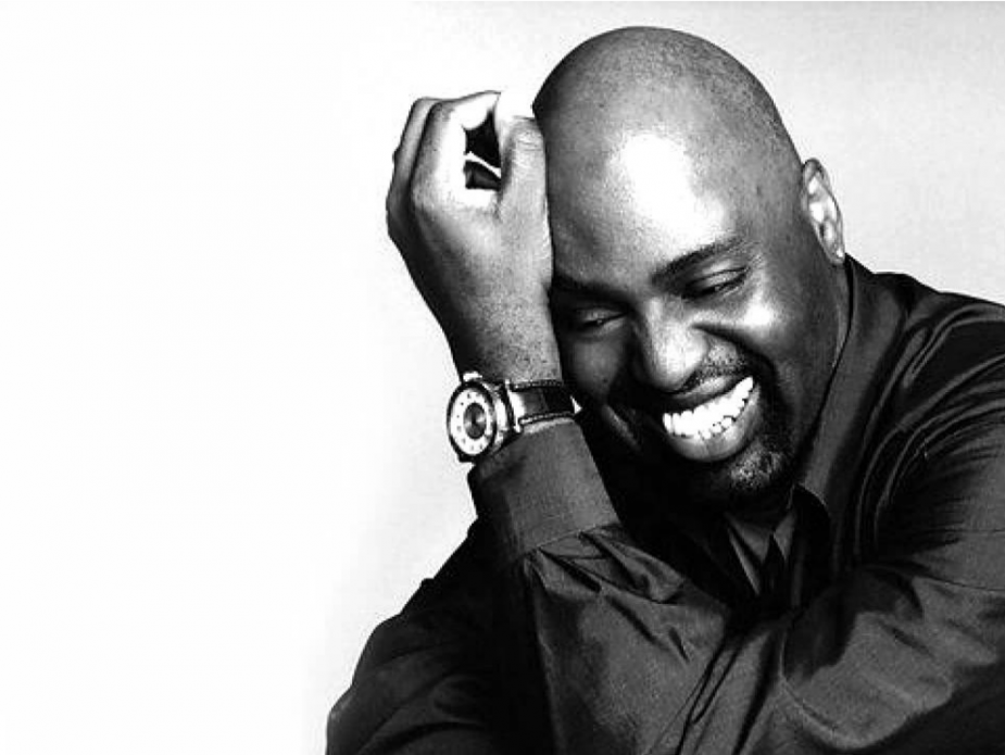 London DJ Frankie Knuckles