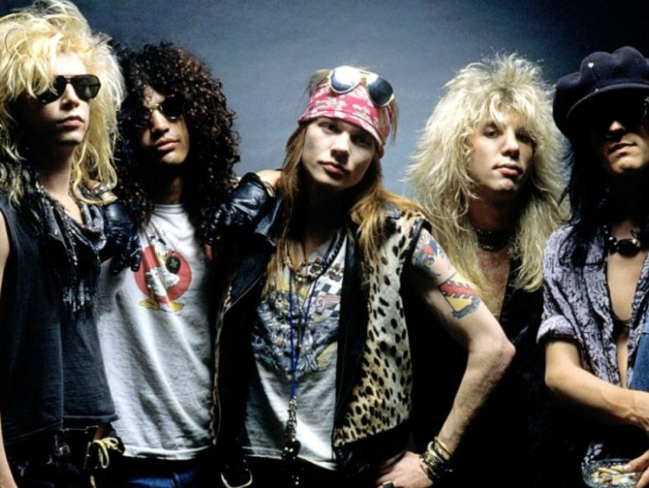 London DJ Guns N Roses