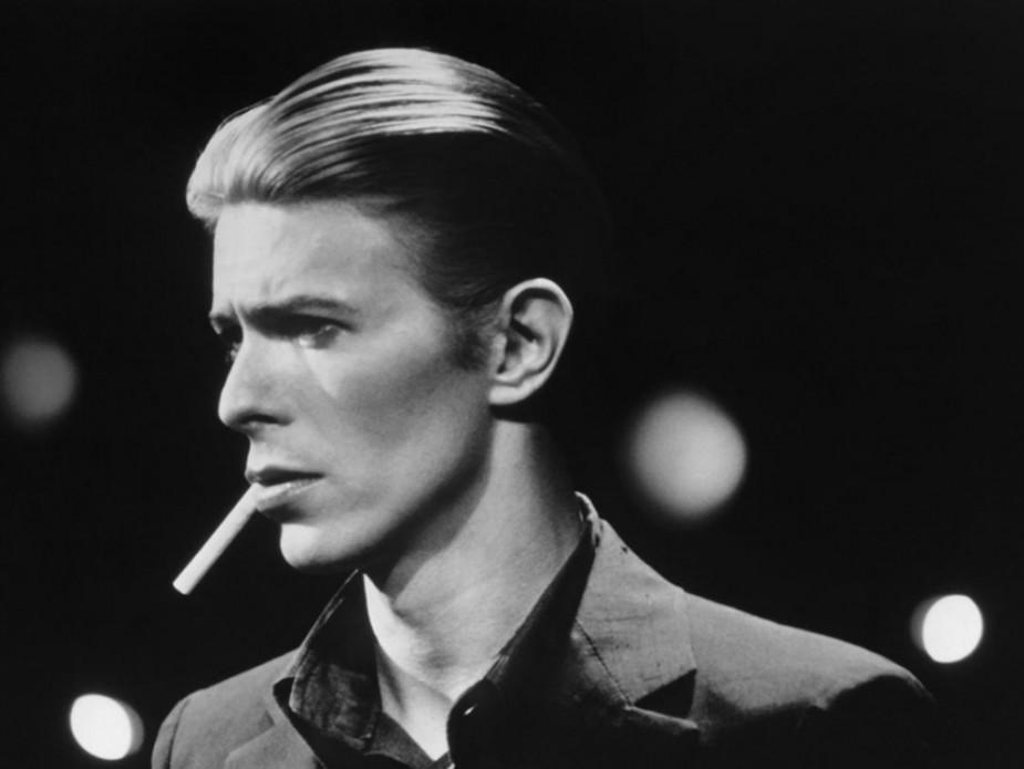London DJ David Bowie
