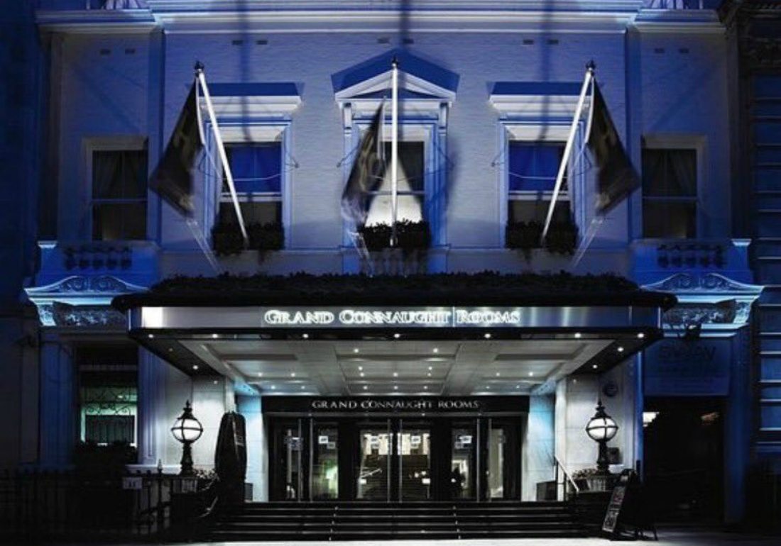 Grand Connaught Rooms Hotel