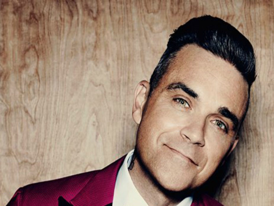 London DJ Robbie Williams