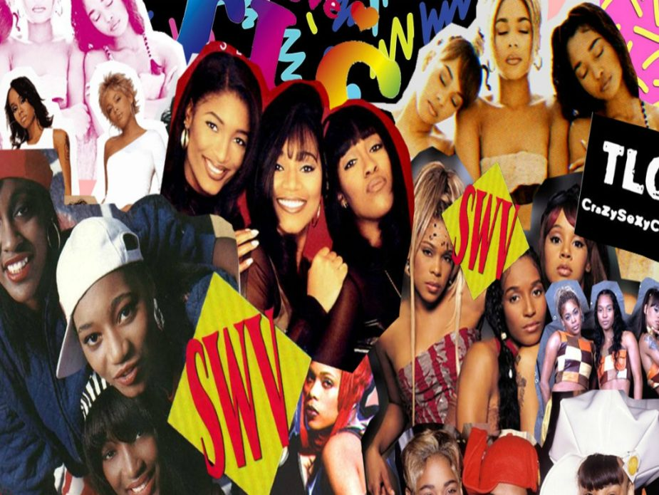 London DJ TLC and SWV