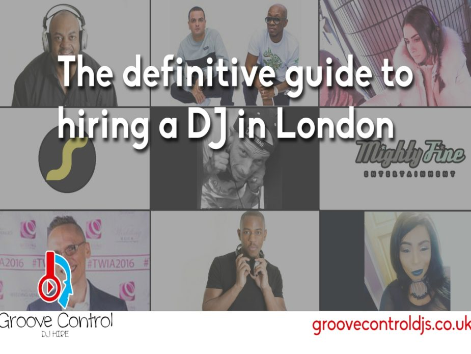 DJ Hire London guide