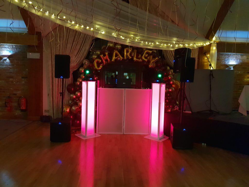 DJ Disco Lights